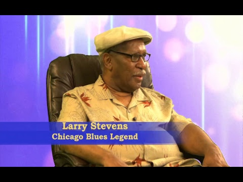 HOLLE MAXWELL INTERVIEWS CHICAGO BLUES LEGENDS 9/22/17