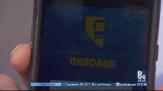 Parent, child reviews CCSD's OnBoard school bus app screenshot 4