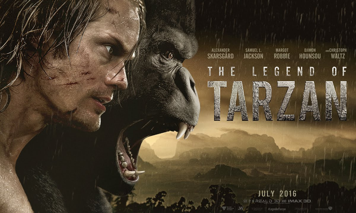 Image result for the legend of tarzan