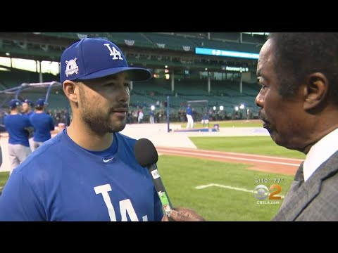 Dodgers Look To Sweep The NLCS In Chicago