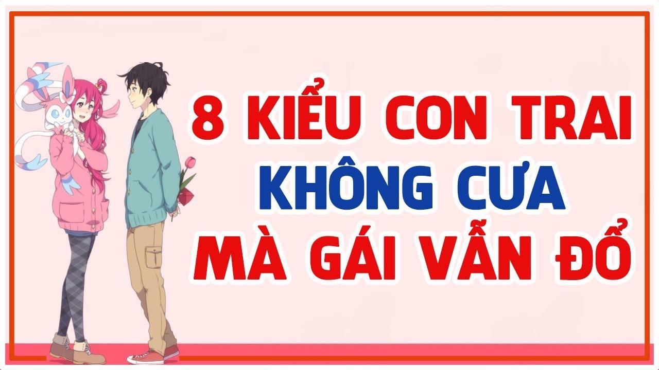 8 Kiểu con trai không Cưa mà con gái vẫn đổ! Con gái bảo sai đi! | Blog HCD ✔