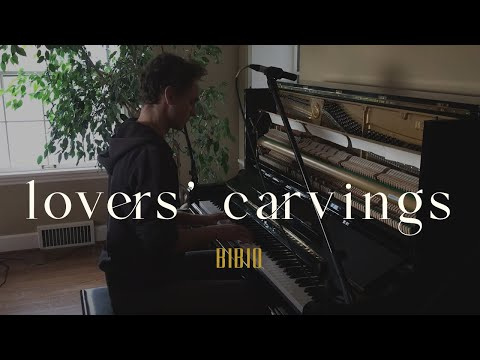 lovers' carvings - Bibio | Piano Cover