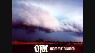 OJM - UNDER THE THUNDER - Full Lenght Album