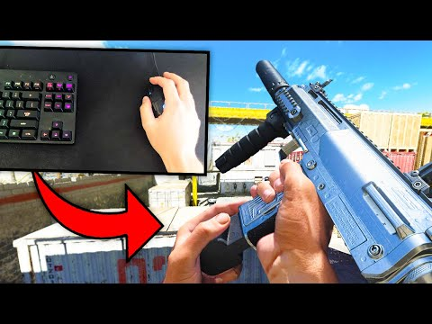 They think I have AIMBOT (Modern Warfare PC Search and Destroy Tryhard)