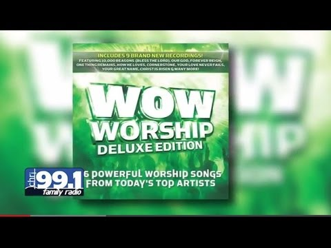 CHRI New Music Review - WOW Worship Lime