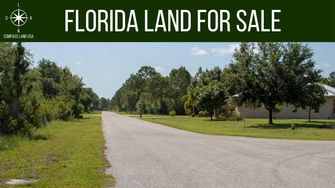 SOLD By Compass Land USA - 0.3 Acres Land for Sale in Port Charlotte Charlotte County FL