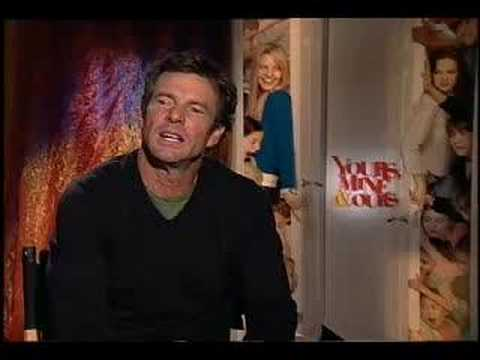 Dennis Quaid interview for Yours Mine and Ours