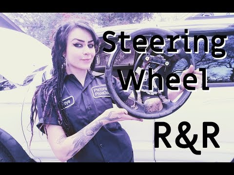 How to Remove & Replace the Steering Wheel on a Toyota 4Runner
