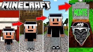 MONTANABLACK LEBENSZYKLUS in Minecraft - Vom JUNKIE zum YOUTUBER