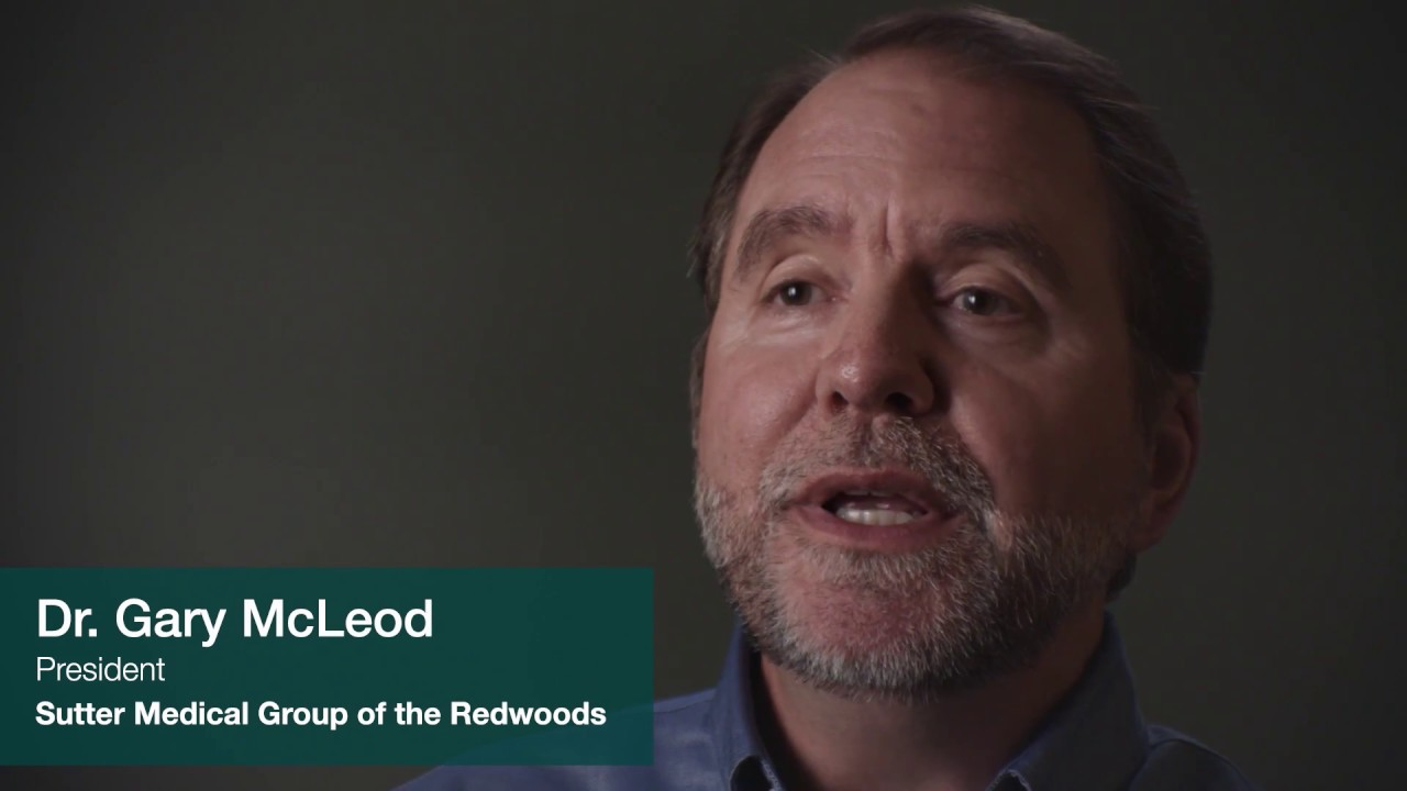 Join Sutter Medical Group of the Redwoods