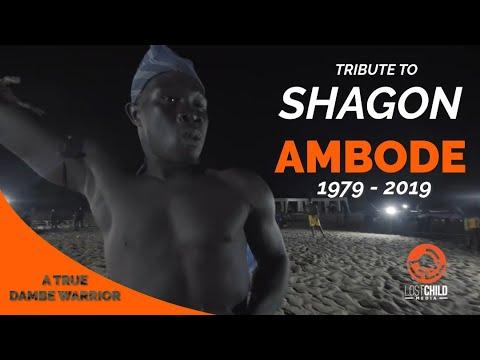 DAMBE WARRIORS 70: RIP Shagon Ambode (1979 - 2019) ❤️
