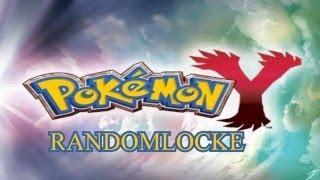 Pokemon Y Randomlocke Capitulo 2:¡A por el primer pokemon de ruta!