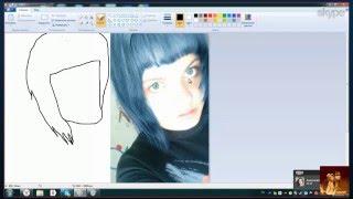 Видео урок как правильна рисовать