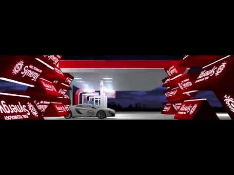 Esso Synergy Video Mapping