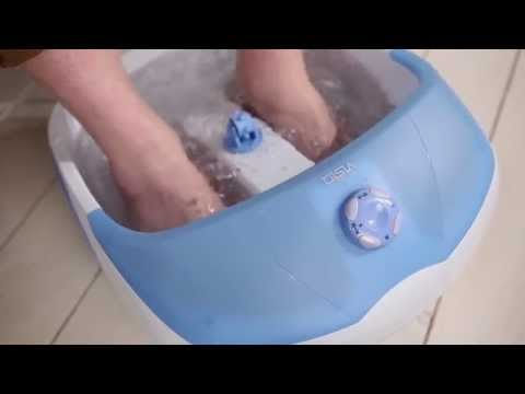 Visiq Bubble Foot Spa – Argos Review