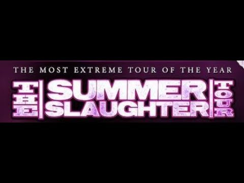 More 2018 Summer Slaughter Tour teases - Allegaeon and Soreption..!??