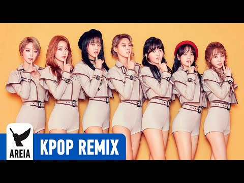 AOA - Excuse Me | Areia Kpop Fusion #9