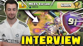 IL DOMINE LE TOP FR | TOP 1 6000TR+ | Interview MCES Eryam