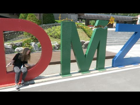TRIP TO THE DMZ (SEOUL)