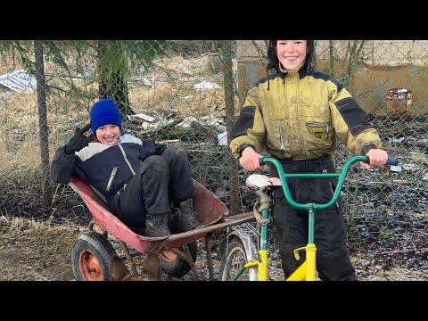 Глинковские велорикши