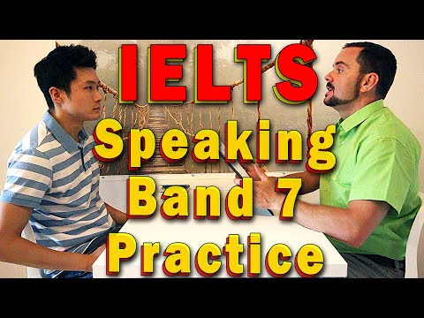 IELTS Speaking 7 Band Interview with Subtitles Practice
