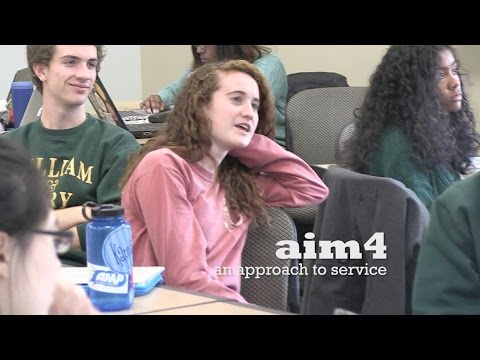 Aim 4: Freshmen upgrade their engagement