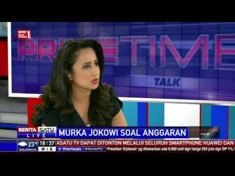 Dialog: Jokowi Murka Soal Anggaran # 3