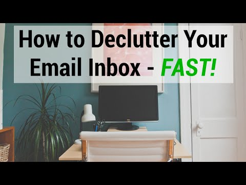 Jim E. Chonga - Email Inbox Out of Control? 5 Simple Hacks to Clean It Up!