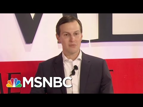 Kushner Insider: 'So Dangerous' TSA PreCheck Wouldn't Clear Him | The Beat With Ari Melber | MSNBC