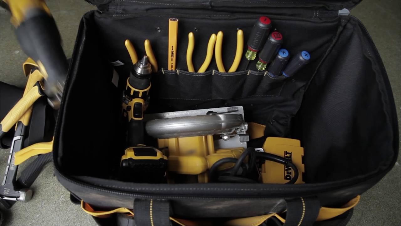 Dewalt Dgl571 18 Lighted Roller Bag