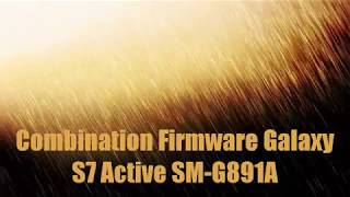 Combination Firmware Galaxy S7 Active SM-G891A
