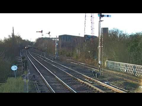 Download class 56 and a class 60 passenger train at Maltby on the SYJR