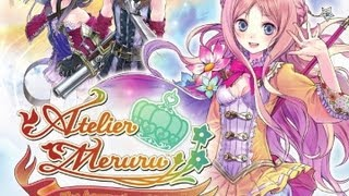 CGRundertow ATELIER MERURU for PlayStation 3 Video Game Review