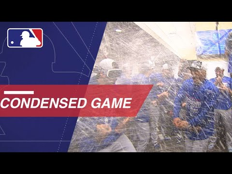 Condensed Game: LAD@SF - 9/29/18
