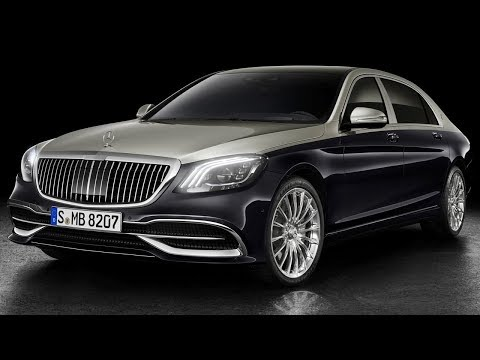 2020 Mercedes Maybach Full Review | Interior & Exterior