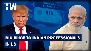 Headlines: Trump Signs Executive Order Against Hiring of H1B Visa Holders, Setback for Indians