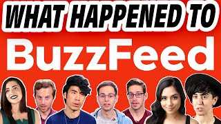 The Painful Demise of Buzzfeed