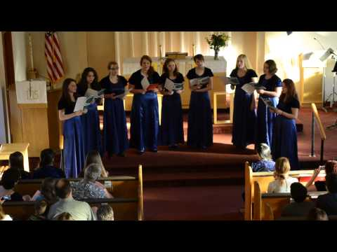 Snoqualmie Valley Girls Choir - Colcannon