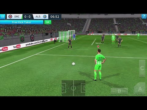 Dream League Soccer 2018 iPhone Gameplay #4