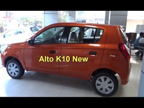 Alto K10 Maruti Suzuki Review 2014 Car India Price Youtube