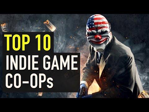 The Best 10 Indie Co-Op Games