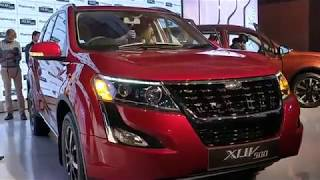 New 2018 Mahindra XUV500 Walk-around, Features and First Impressions from the launch