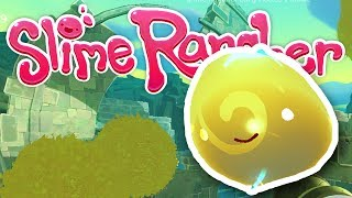 Tackling the Puzzles of the Ancient Ruins!! ☄️ Slime Rancher! - Glass Desert Update
