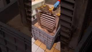 Klasbaca elektrostatik filtre temizliği Video