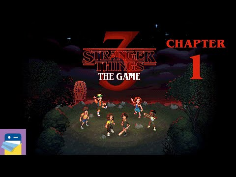 Stranger Things 3: The Game - Chapter 1 Walkthrough Guide & Switch Gameplay (by BonusXP)