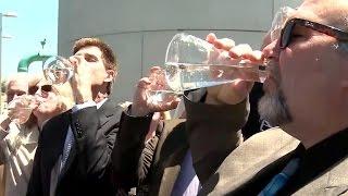 California plant transforming sewage into drinking water