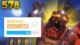 That Time When Game Trolls You!! | Overwatch Daily Moments Ep.578 (Funny and Random Moments)