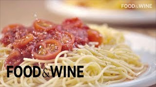 3 Secrets to Perfect Tomato Sauce, From a Naples Pasta Master | Food & Wine