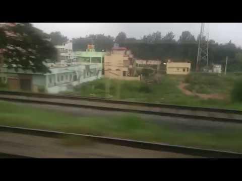 22133/Solapur - Yesvantpur SF Express Skips Dodballapur (DBU)