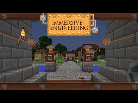 Immersive Engineering | Episode 14 | Tesla Coil Of Defense?
